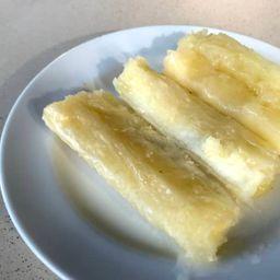Macaxeira Frita ou Cozida