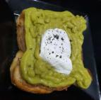 French Toast com Avocado