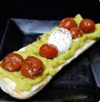Toast Avocado e Tomate