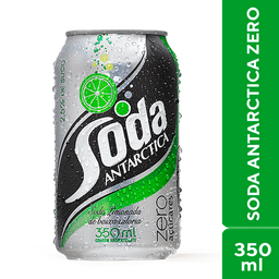 Soda Antarctica Zero 350 ml