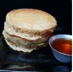 Pancake (nosso syrup a parte)