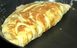 Omelete Três Queijos