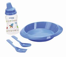 Kit Refeição Neopan Azul 7101
