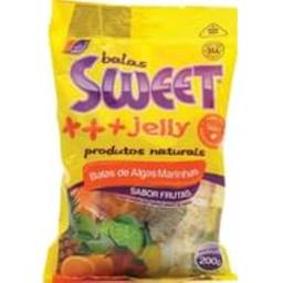 Bala De Alga Sweet Jelly Sortidas