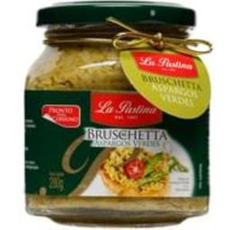 La Pastina Brusqueta de Aspargo