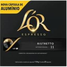 Lor Cápsulas De Café Ristretto -