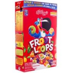 Froot Loops Cereal Frutas