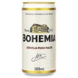 Cerveja Bohemia Lata 269 mL