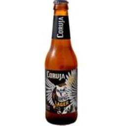 Cerveja Coruja Lager 330ml - Cód.298896