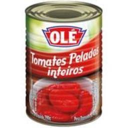 Olé Tomate Pelado Inteiro Lata