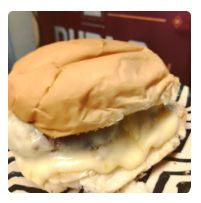 Cheese Burguer 180g