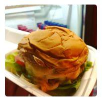 X Bacon Salada 120g