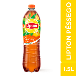 Lipton Ice Tea Pêssego 1,5L