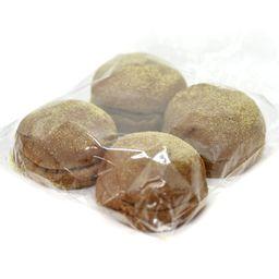 Pão de hamburguer Australiano