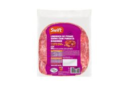 Linguiça Suina Com Pimenta Biquinho Swift 500 g