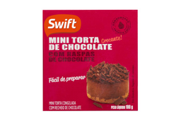 Mini Torta Chocolate Swift 100 g