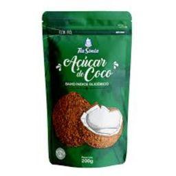 Açúcar Tia Sônia Coco 200 g