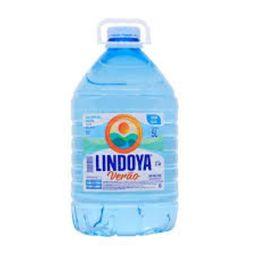 Lindoya Água Mineral Verão
