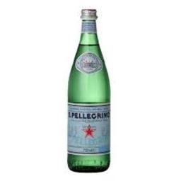 Água Mineral San Pellegrino Com Gás 750 ml