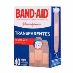 Band-Aid Trasparente 40 Und