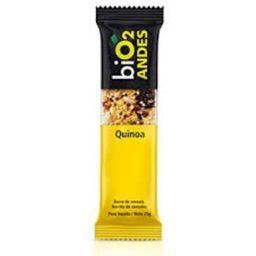 Barra Cereal Bio2 Andes Bar Quinoa 25 g