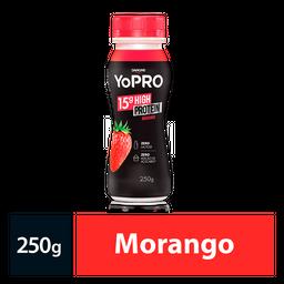 LEVE 4 PAGUE 3 Yopro Iogurte Líquido Com de Proteína Morango