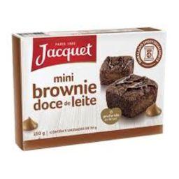 Brownie Jacquet Doce De Leite 150 g
