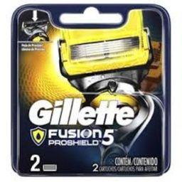 Carga Aparelho Barbiar Gillette Prosh. 2 Und