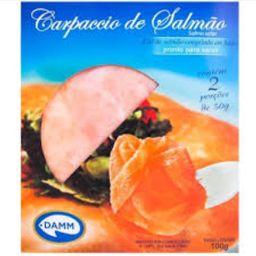 Carpaccio Salmão Damm 50 g 2 Und