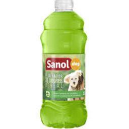 Desinfetante Sanol Dog Herbal 2 L