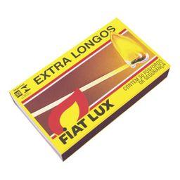 Fósforo Fiat-Lux Extra-Longo 50 Und