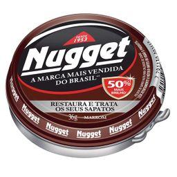 Graxa Nugget Pomada Marrom Média 36 g