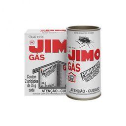 Inseticida Dedetizador Jimo Gás 35 g 2 Und