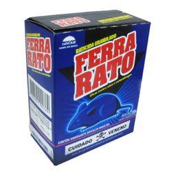 Inseticida Granulado Ferra Rato 100 g