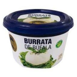 Queijo Burrata Buf.Dourado 120 g