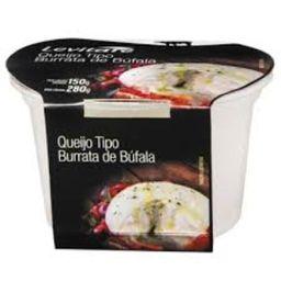 Queijo Burrata Levitare 150 g