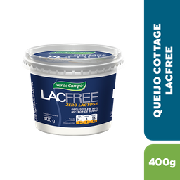 Queijo Cottage Lacfree 400 g