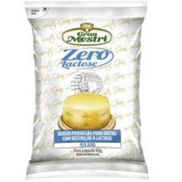 Queijo Parmesão Ralado Sem Lactose Gran Mestri 40 g