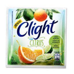 Refresco Clight Sem Açúcar Citrus 8 g