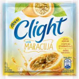 Refresco Clight Sem Açúcar Maracujá 8 g