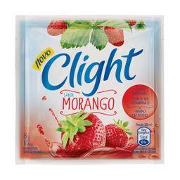 Refresco Clight Sem Açúcar Morango 8 g