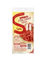 Salame Italiano Sadia Fatiado Vácuo