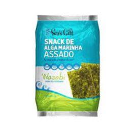 Sea's Gift Snack De Algas Marinhas Assado