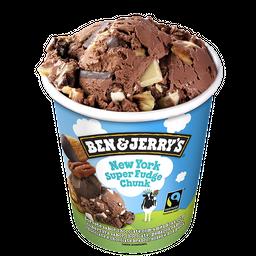 Ben & Jerry's New York Fudge Chunk 120ml