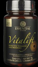 Suplemento Vitamina E.Nutrition Vitalift 90 Cápsulas