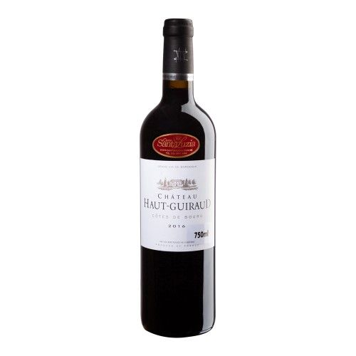 Vinho Chileno Haut-Guiraud Tinto 750 mL