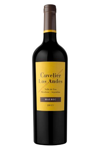 Vinho Cuvelier Los Andes Malbec Tinto 750 mL