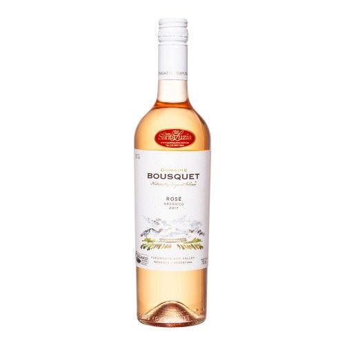 Domaine Bousquet Vinho Argentino Premium Orgânico Rosé