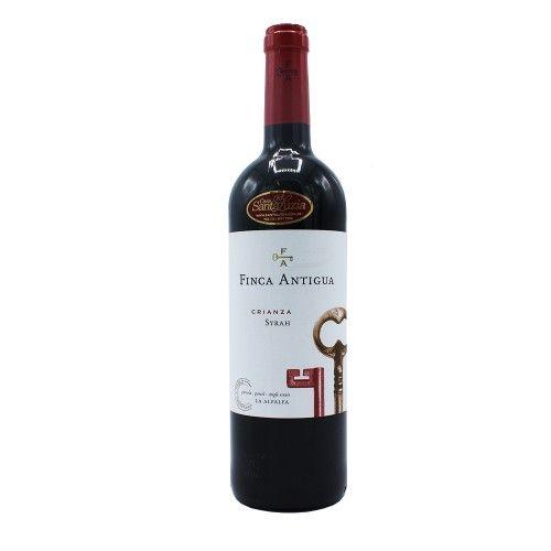 Vinho Finca Antigua Crianza Syrah Tinto 750 mL