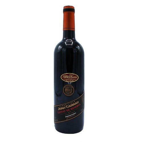 Vinho Juan Carran Reserva Tannat Tinto 750 mL